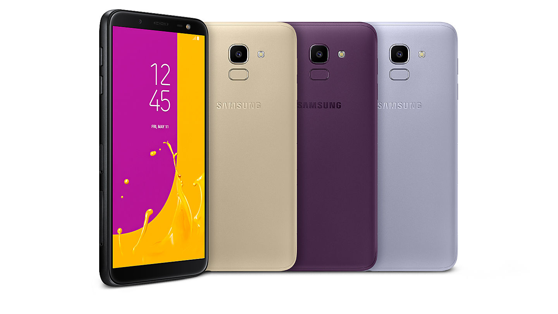 Samsung galaxy j6 loja online claro fluidez com estilo stopboris Image collections